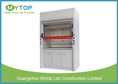 Acid Resistance Laboratory Ventilation Hoods For School / Hospital Lab Customized